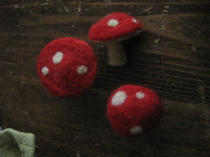 mushroom tops